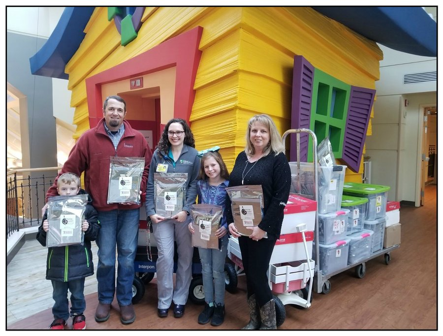 Donation to Lutheran's Children's Hospital