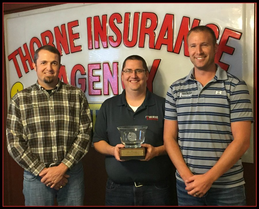 2016 Presidential Partner Agency Award from Western Reserve Group